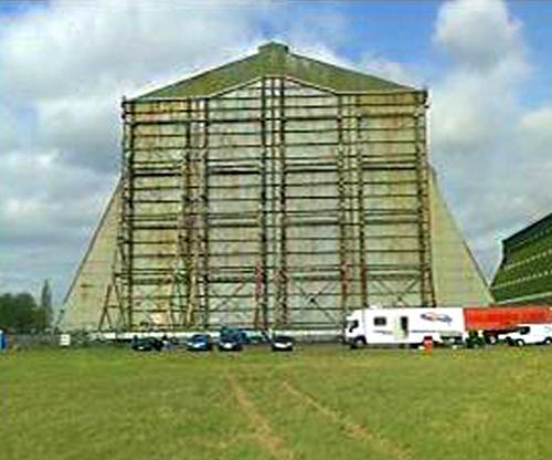 Cardington Hangar