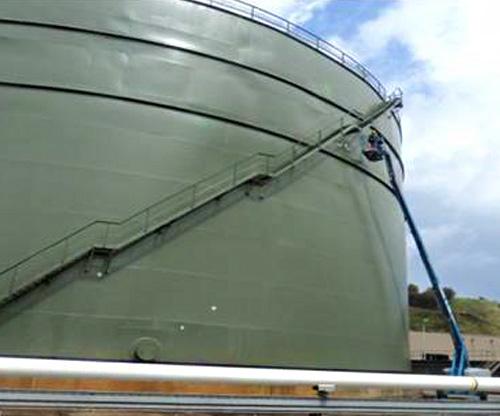 Cloughan Point Bulk Storage Tanks
