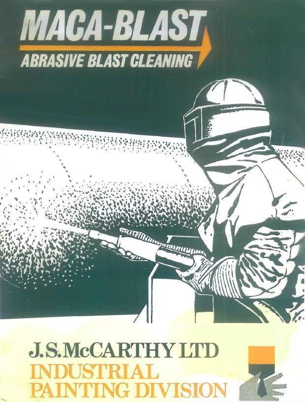 1960's JS McCarthy Brochure