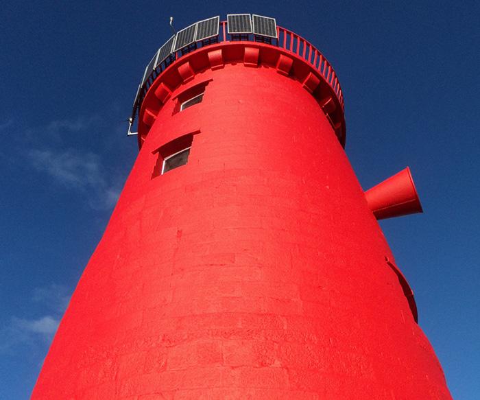 Poolbeg, North Bank & North Bull Lighthouse